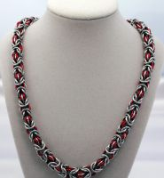 Byzantine Red and Silver by chain-theory
