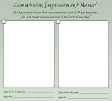Commission Improvement Meme by Acaciathorn