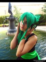 GUMI MEGPOID, Magnet by Lomi-hime