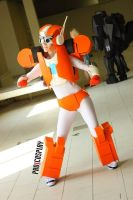 Rung - transformers IDW cosplay by Merry-Taggg