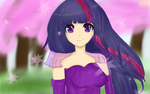 Anime twilight sparkle .:Second Attempt:. by Pinkie-Brush