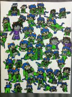 Nepeta Quest by statewee