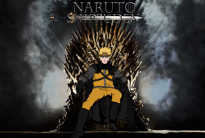 Naruto Shippuden  -Cross Game Of Thrones- by UnreaLPiXel