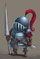 Knight - new by poxel