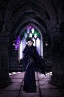 The evil queen by AnGel-Perroni