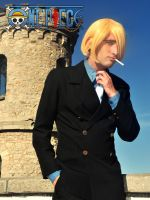 Cosplay 14 Sanji Thriller Bark by granmonty