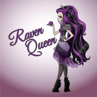 Raven Queen from ever after high by AzZzAeLL