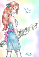Orihime June by debbiechan