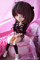 new look of Minako ::02:: by prettyinplastic