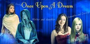 Once Upon A Dream: Lelia and Aurora by MissJulyFarraday