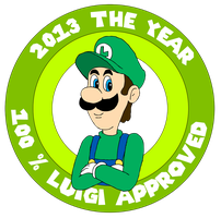 2013 Luigi label of quality by ZeFrenchM