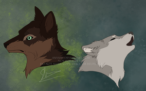 Wolves by Anyahs