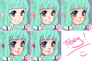 Coloration Tutorial: Skin by KishiShiotani