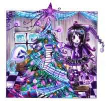 +Gothic Xmas+ by MissGrave