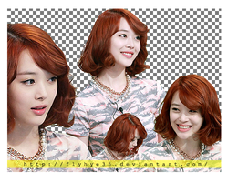 sulli Png 4P by flyhye35