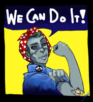 We can do it! by NameFail