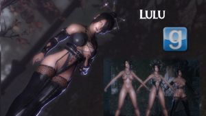 FFX Lulu Release For GMod by Rastifan