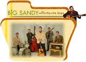 Big Sandy Music Folder icon by CBDave