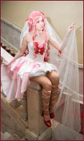 Yuphemia wedding cosplay by Usagi-Tsukino-krv