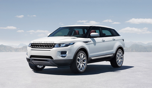 Range Rover Evoque 4 Door by Car-Mad-Mike