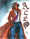Ace Hart by Metalwolff