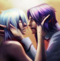 D.Gray-man - Promise me by SNsuki