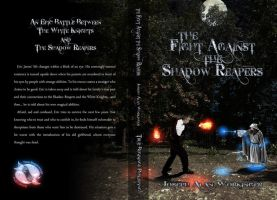 The Fight Against The Shadow Reapers Book Cover by Miyasia