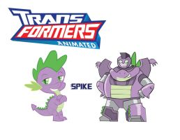 Transformares Spike by Inspectornills
