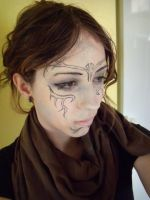 Merrill - Dragon Age 2 Make-up by ItsAYuki