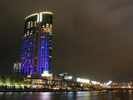 Crown Casino by leafinsectman