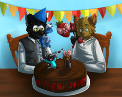 Happy Birthday D3!!! by Zs99