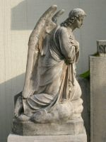 The Prayer angel by ephedrina-stock