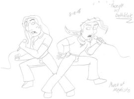 Trent and Nathan Explosion by TromboneGothGirl84