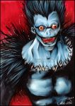 Ryuk :in Color: by Giname