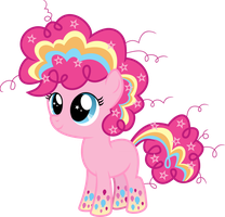 A Party Pony's Prismatic Power by Serenawyr