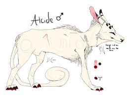 Alcide ref. by coyotesoot