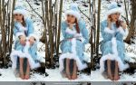 Barefoot Snow Maiden 4 by bocukom