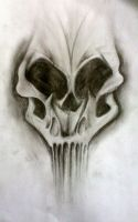Skull by PolishAlan