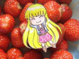 Strawberry Time! by WildBerry83