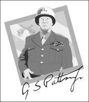 General Patton - Final - by DraxianDezigns