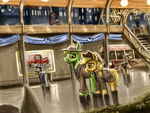 [Fallout Equestria] Grand times by turbopower1000