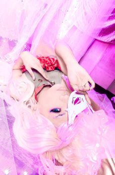 Sheryl Nome: Red Desire by lazyeight