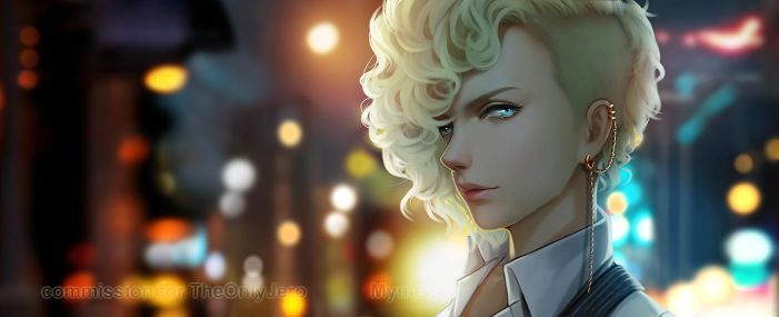Commission: Catherine by Myme1