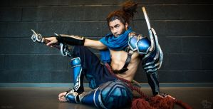 Yasuo - The Unforgiven Cosplay 3 by mogcaiz