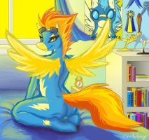 Welcome to my bedroom by Candyfoxy