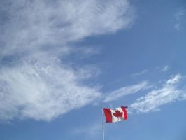 Canadian Sky by I-Am-Canadian-Eh