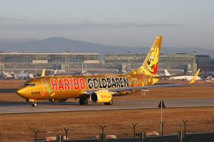Flying Gummi Bears by TramwayPhotography