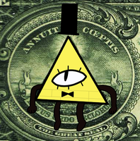 Bill Cipher by DoctorWii