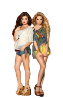 Ashley Benson y Lucy Hale by DianaGu
