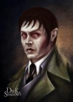Barnabas Collins. Dark Shadows by DoloresLunasa